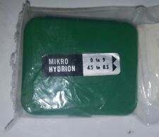 7 Micro Essential Lab M-1150 Hydrion Brilliant Mikro pH Test Paper, 0.0-9.0 pH