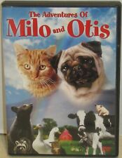 DVD The Adventures Of Milo and Otis