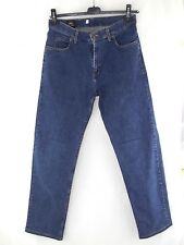 lee brooklyn jeans uomo blu denim sigaretta taglia it 46 w 32 l 34