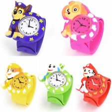 PAW PATROL MARSHALL CHASE RUBBLE SKYE EVEREST Toy Gift Snap Watch