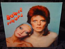 David Bowie Pinups SEALED USA 1973 1ST PRESS PROMO VINYL LP W/ NO BARCODE