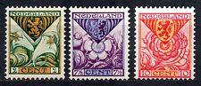 Netherlands - 1925 Child welfare Mi. 164-66 MH
