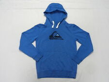 Quiksilver Boys Prescott Hoodie Pullover Sweatshirt  Long Sleeve Sz Medium 12