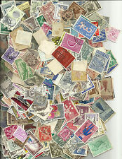 Belgium: XF 500 stamps differents, used, condition good, multicolored. BL11