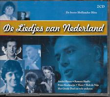 V/A - De Liedjes van Nederland (2 CD BOX) 36TR Universal 2001 Andre Hazes Armand