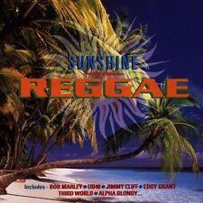 Sunshine Reggae Eddy Grant, Jimmy Cliff, Ub40, Bob Marley, Culture Club.. [CD]