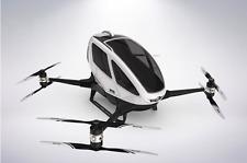 EHANG 184 Autonomous Aerial Vehicle Aircraft Wood Model Free Shipping Regular