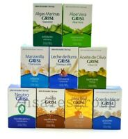 Grisi Natural Bar Soap 3.5oz 3 Packs (Pick From 9 Scents) Bath & Body, Skin Care