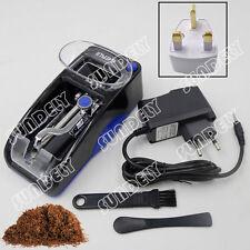 Électrique Automatique Cigarette Machine à Rouler Tabac Injecteur Faire Rouleau
