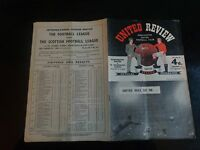 MANCHESTER UNITED v WEST BROMWICH ALBION FA CUP  March 5th 1957/8