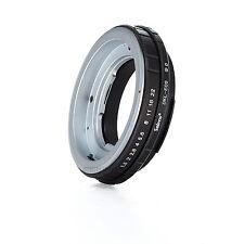 DKL-EOS Voigtlander Schneider Rodenstock DKL Lens to Canon EF Mount Adapter Ring