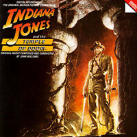 JOHN WILLIAMS (FILM COMPOSER) - INDIANA JONES AND THE TEMPLE OF DOOM NEW CD