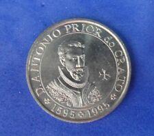 PORTUGAL 100 Escudos Gedenkmünzen 1995 KM#680 ANTÓNIO PRIOR DE CRATO