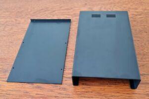 """External Metal 3.5"""" Floppy Disk Drive Enclosure (Case for USB Gotek / OpenFlops)"""