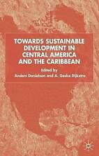 Towards Sustainable Development in Central America and the Caribbean, ,  Book