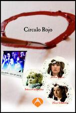 CIRCULO ROJO SERIE ESPAÑA 4 DVD,12 CAP.2007 , EXCELENTE