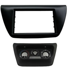 Fascia for Mitsubishi Lancer IX 2000-2010 facia radio dash kit trimplate install
