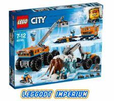 LEGO City Arctic Mobile Exploration Base 60195 Sealed FREE POST