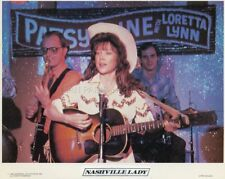 SISSY SPACEK NASHVILLE LADY  1980 VINTAGE LOBBY CARD