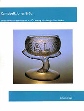 Campbell, Jones & Co. 19th Century Glass Maker-Sid Lethbridge (2015) book