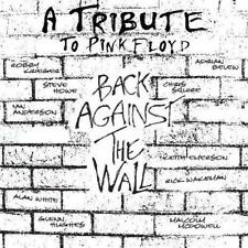 TRIBUTE TO PINK FLOYD-BAC BACK AGAINST THE WALL  CD NEU MALCOM MCDOWELL