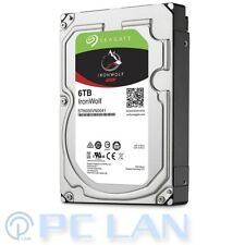 Seagate IronWolf 6TB SATA-6G 7200rpm 256MB NAS Drive ST6000VN0033 3 Yrs WTY