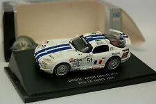 UH 1/43 - Dodge Viper GTS R N°51 Le Mans 1996
