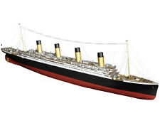 """Beautiful, brand new wooden model ship kit by Billing Boats: the """"RMS Titanic"""""""