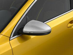 KIA XCEED 2019 2020 2021 Set 2 CALOTTE specchietti retrovisori ORIGINALI acciaio