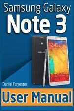 Samsung Galaxy Note 3 User Manual: By Forrester, Daniel