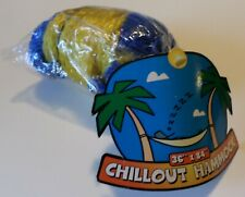 "Blue Pure Beach Chill-out Hammock 36"" x 84"" New in package"