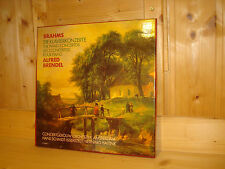 Brahms The Piano Concertos ALFRED BRENDEL PHILIPS 2 LP BOX 6770006 MINT