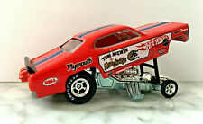 Hot Wheels Retro Tom the MONGOOSE McEwen Plymouth Duster HEMI Funny Car Team