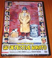 UN DETECTIVE BARATO / THE CHEAP DETECTIVE - English español - Precintada