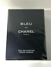 Chanel Bleu Men's Eau de Parfum Pour Homme 5OZ/150ML  In Retail Box/Sealed