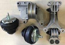 4pcSet fits Volvo XC90 2003 2004 2005 2.9L Engine Mounts and Torque Rod