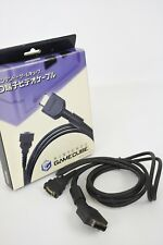 Nintendo Game Cube Official D Digital Video Cable Boxed DOL-009 JAPAN Ref/2119
