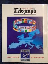 COLOUR LIBRARY TELEGRAPH - THE EUROPEAN CREATIVE STOCKBOOK - P/B