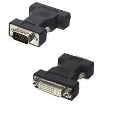 Cambiador de Género DVI-M a VGA-F