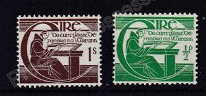 UMM MNH STAMP SET 1944 IRELAND EIRE MICHAEL O'CLERY SG 133-134