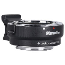 Commlite Auto Focus Adapter - Canon EF EF-S Lens to Canon EOS M Mount Camera