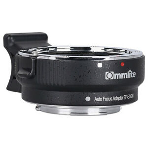 Commlite Auto Focus Adapter - Canon EF EF-S Lens to Canon EOS M Mount Camera