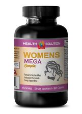 mega antioxidant blend - WOMEN'S MEGA COMPLEX 1600mg 1B - chinese red ginseng