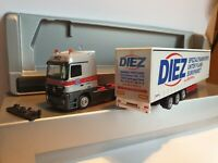 Actros LH   Spedition  DIEZ 73265 Dettingen Teck  Spezialtransporte / Megaliner