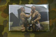 Aimant Magnet Frigo Panneau Magnétique ww2 Seconde Guerre Mondiale Hommes