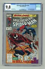 Spectacular Spider-Man (1st Series) #201 1993 CGC 9.8 1397030015