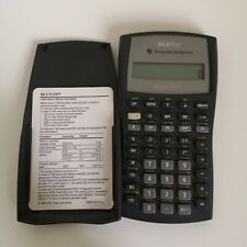 New ListingTexas Instruments Ba Ii Plus Professional Financial Calculator