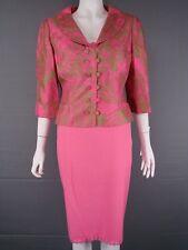 Women's Floral Jacket Dress Suits & Tailoring