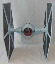 Hasbro Star Wars Saga Collection Tie Fighter Vehicle Custom Painted USed