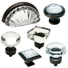 Glass Cabinet Knobs Pulls Ebay